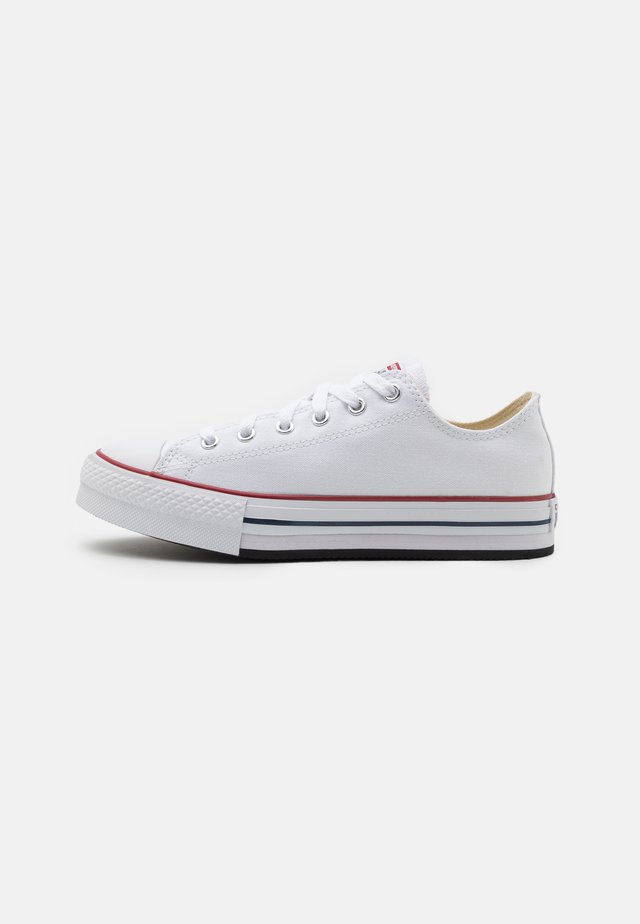CHUCK TAYLOR ALL STAR LIFT  - Baskets basses - white/garnet/midnight navy