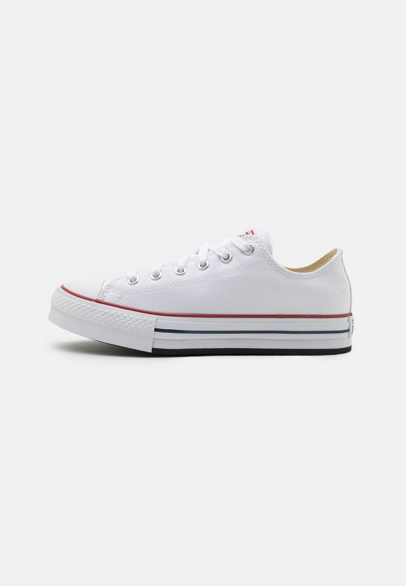 Converse - CHUCK TAYLOR ALL STAR LIFT  - Zapatillas - white/garnet/midnight navy