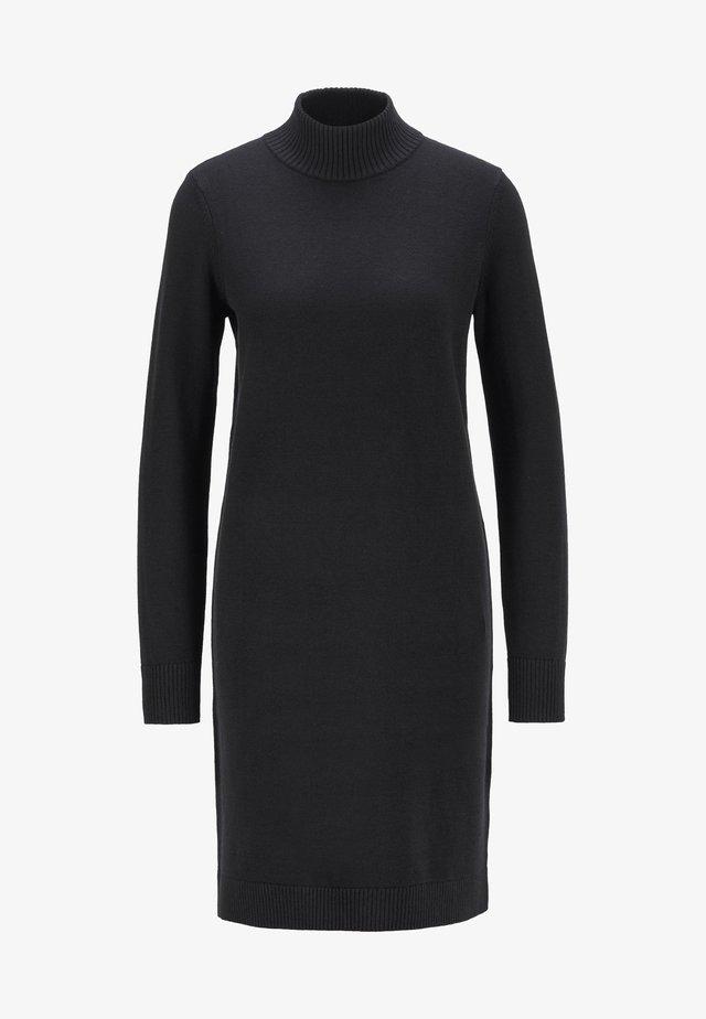 C_FABELLETTA - Korte jurk - black