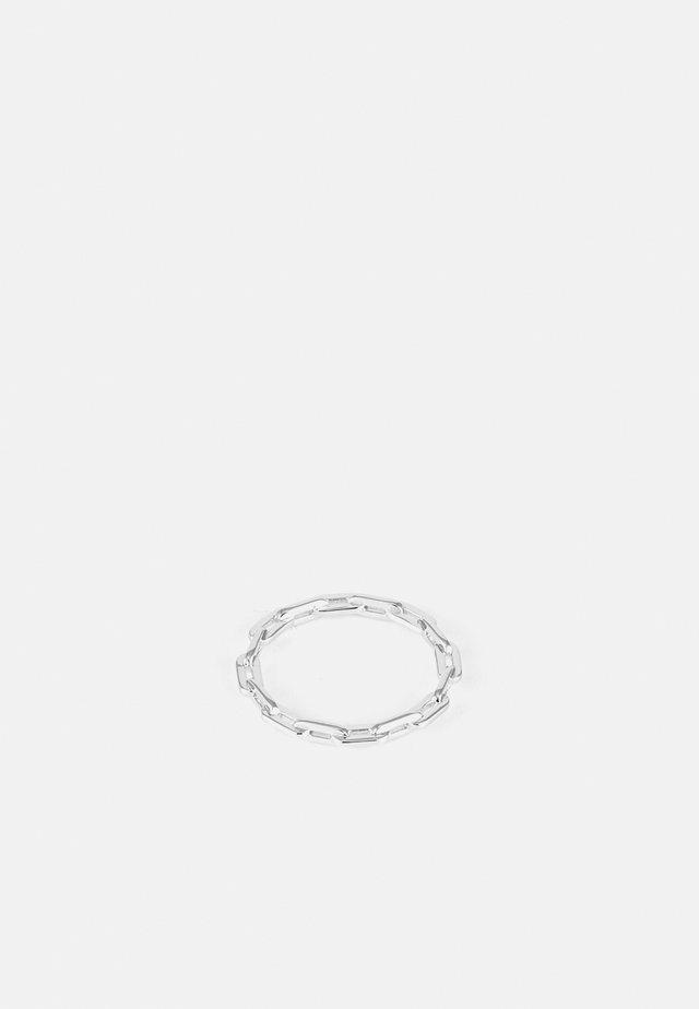 GEMMA - Ring - silver-coloured