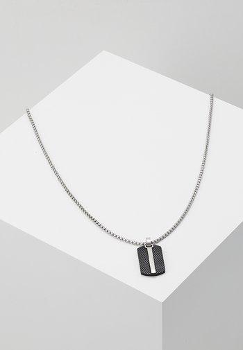MAN IDENTITY - Halsband - silver-coloured