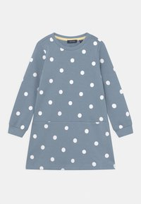 Blue Seven - KIDS GIRLS - Day dress - mittelblau - 0