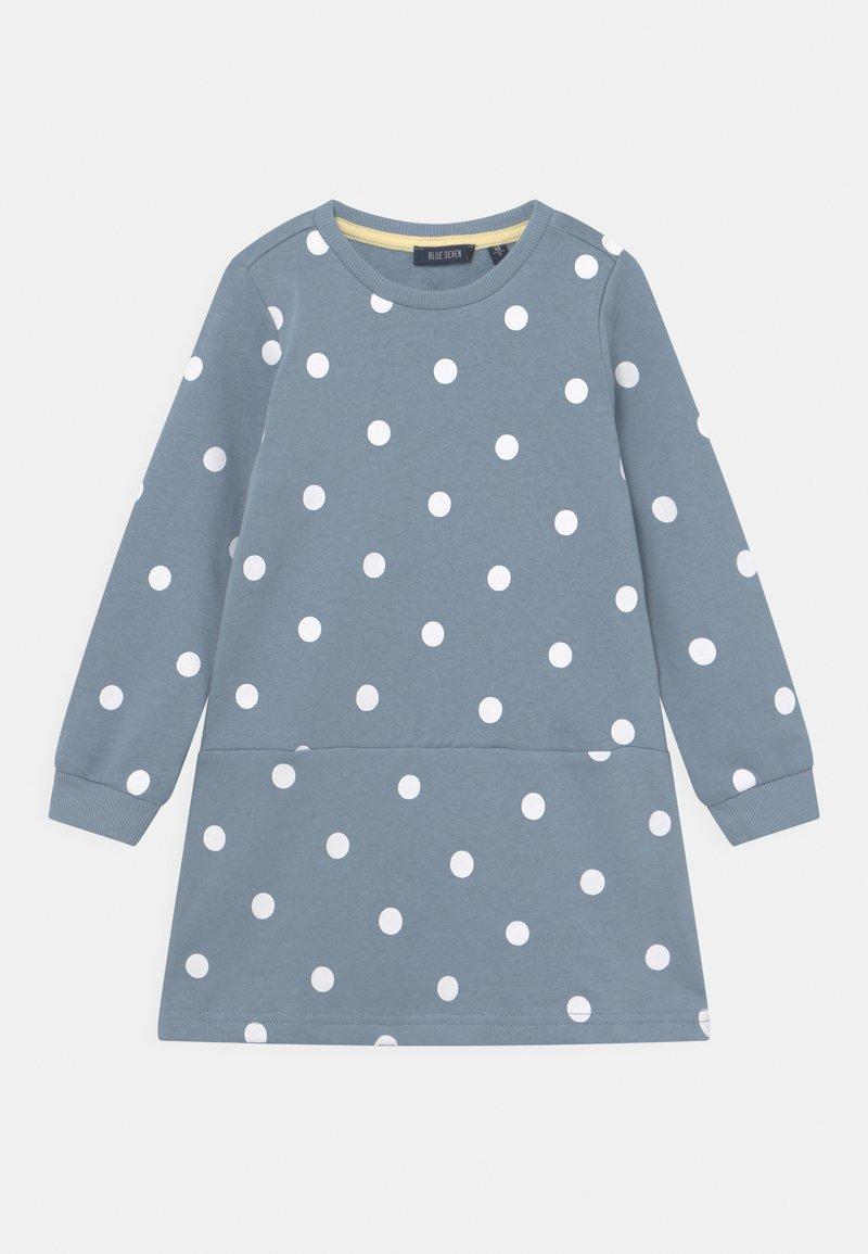 Blue Seven - KIDS GIRLS - Day dress - mittelblau