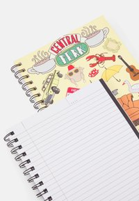 TYPO - A5 CAMPUS NOTEBOOK 3 PACK - Muut asusteet - multi-coloured - 2