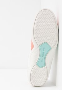 Lacoste - HAPONA - Trainers - offwhite/light pink - 6