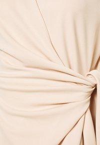 InWear - CATJA BLOUSE - Zip-up hoodie - powder beige - 2