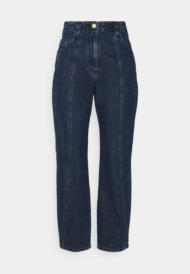 TROUSERS - Jeans Slim Fit - blue