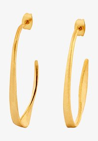 FLEXI  - Earrings - gold-coloured