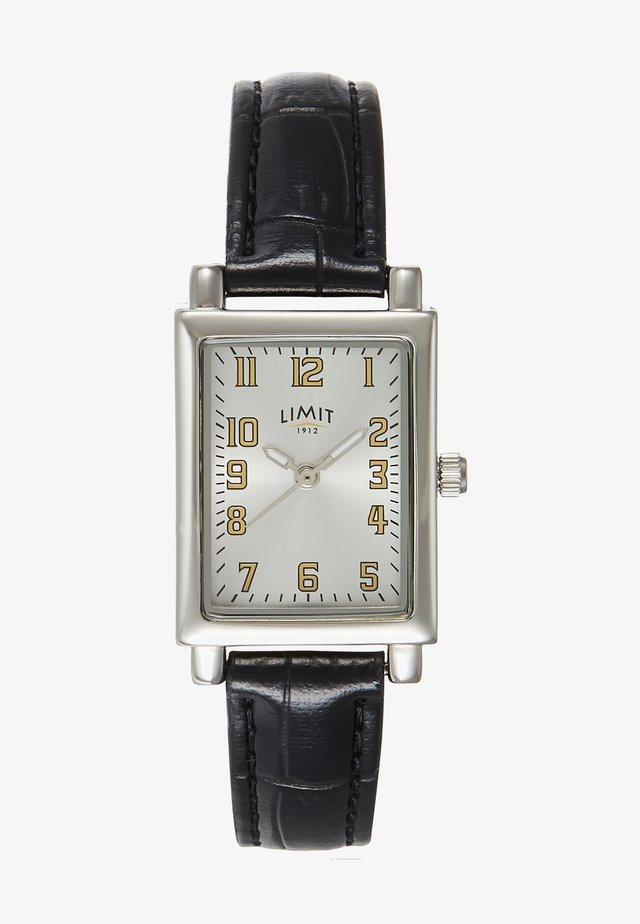 LIMIT LADIES WATCH FULL FIGURE - Horloge - black