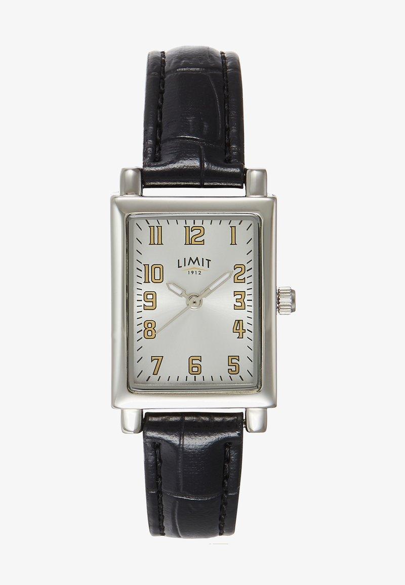 Limit - LIMIT LADIES WATCH FULL FIGURE - Horloge - black