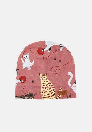 BEANIE PLAYFUL CATS UNISEX - Beanie - pink