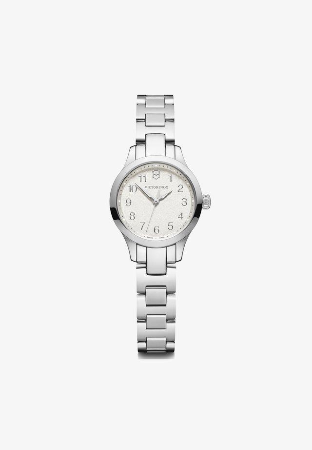 ALLIANCE  - Orologio - white silver