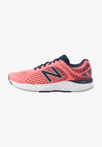 New Balance - 680 V6 - Neutral running shoes - pink - 0
