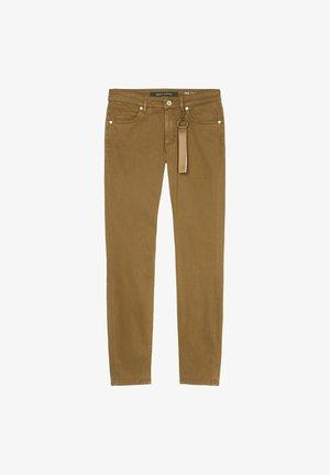LULEA - Jeans slim fit - desert camel