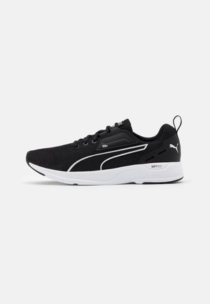 COMET 2 UNISEX - Sports shoes - black/white