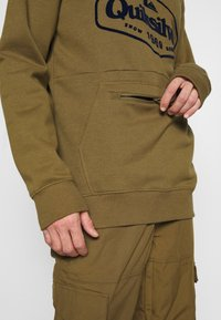 Quiksilver - Hoodie - military olive - 4