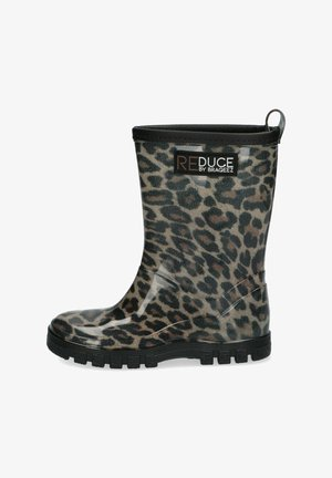 REDUCE BY  - Wellies - leopard