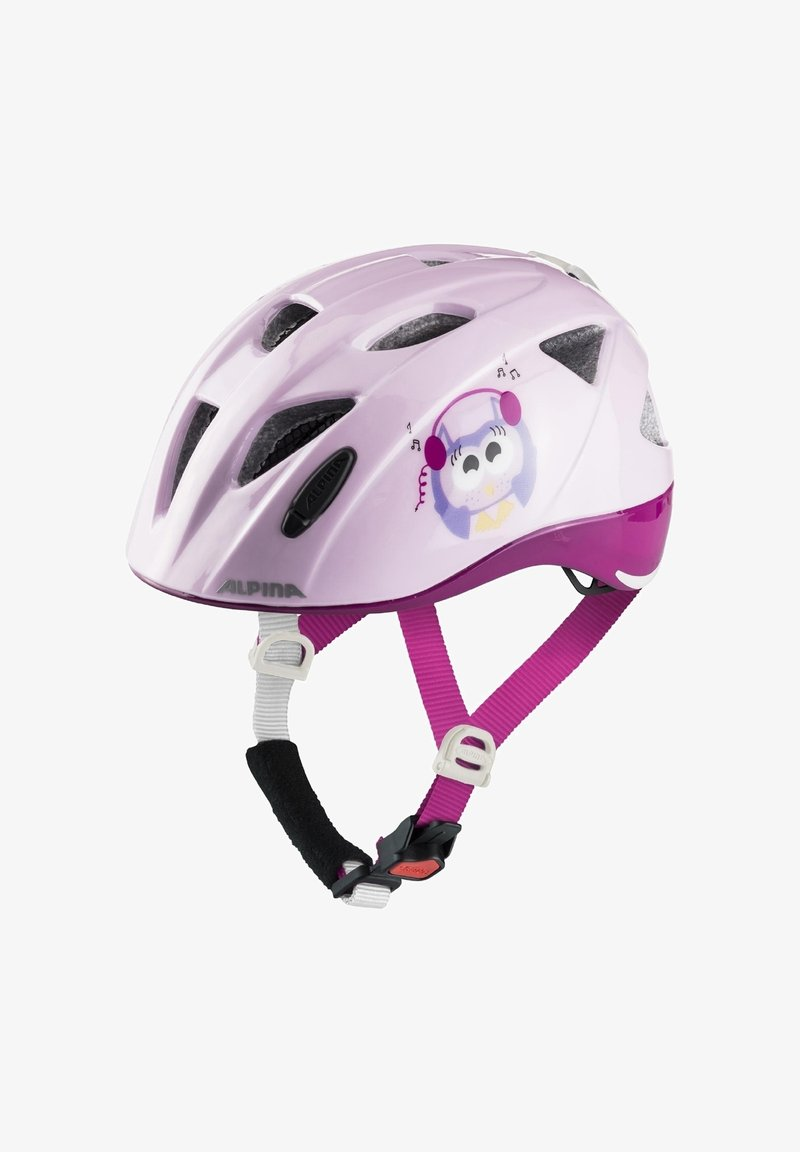 Alpina - XIMO FLASH - Helmet - purple