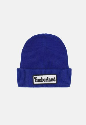 PULL ON HAT UNISEX - Beanie - electric blue