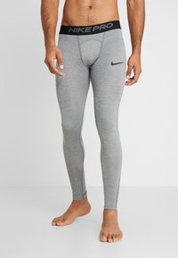 Nike Performance - Tights - smoke grey/black - 3