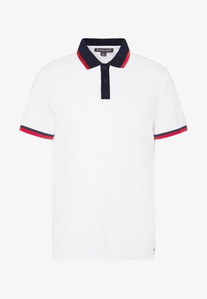 EDGE TIPPED - Poloshirt - white
