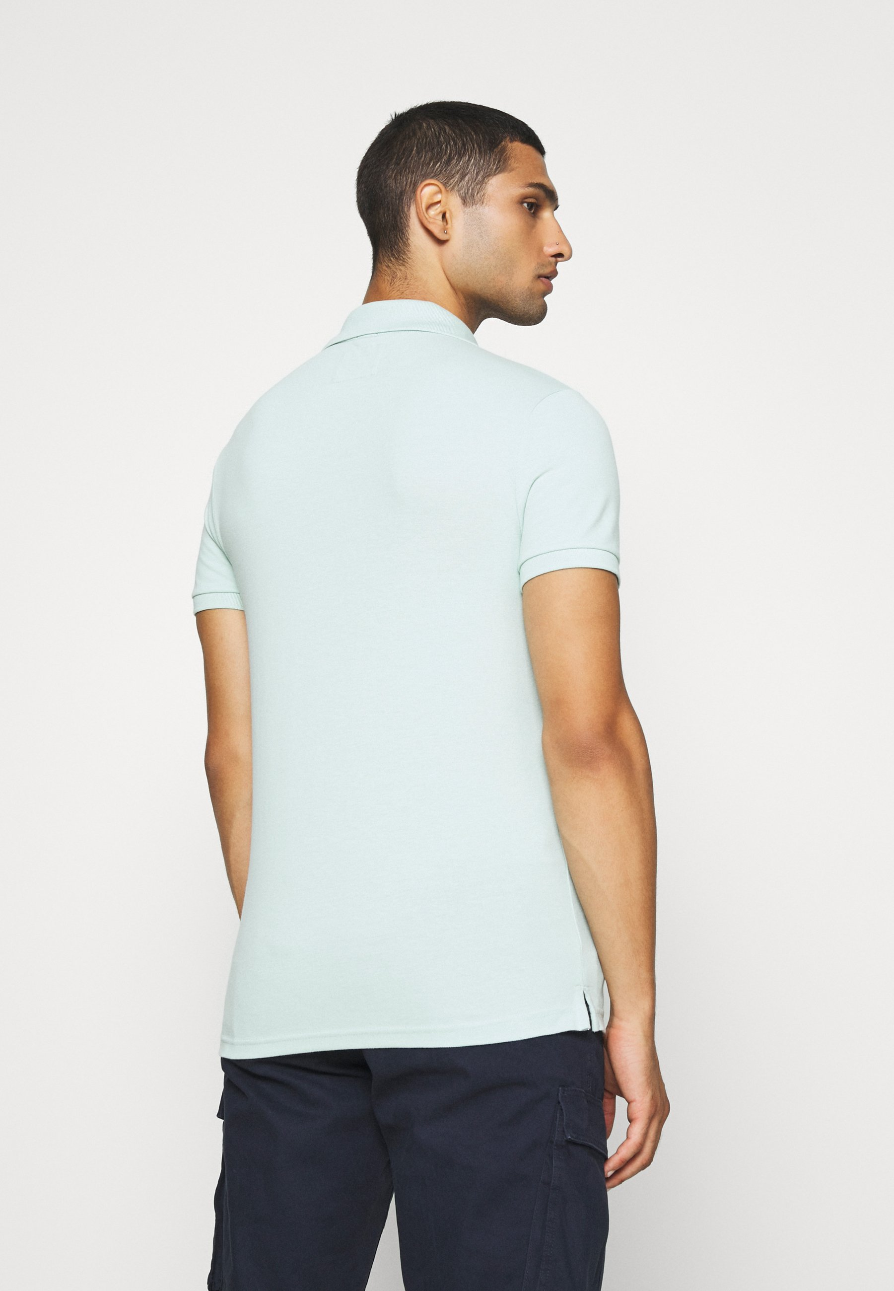 Hollister Co. HERITAGE  - Polo shirt - mint K3gSa