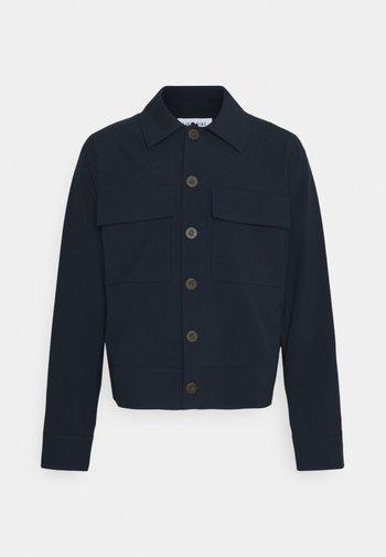 MIND - Summer jacket - dark navy