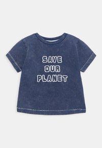 Turtledove - SAVE OUT PLANET  - Camiseta estampada - blue - 0
