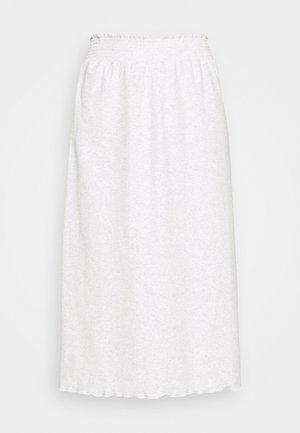CAMOMILE SKIRT - A-line skirt - grey