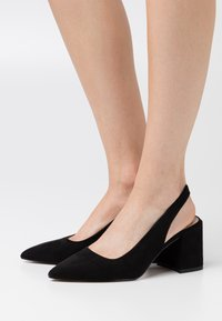 Dorothy Perkins - DAFFEE COURT - Classic heels - black - 0