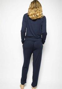 Cyberjammies - Pyjama bottoms - navy - 3