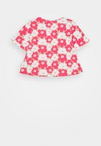 Marimekko - TELTTA UNIKKO - Jersey dress - beige/pink/white - 1