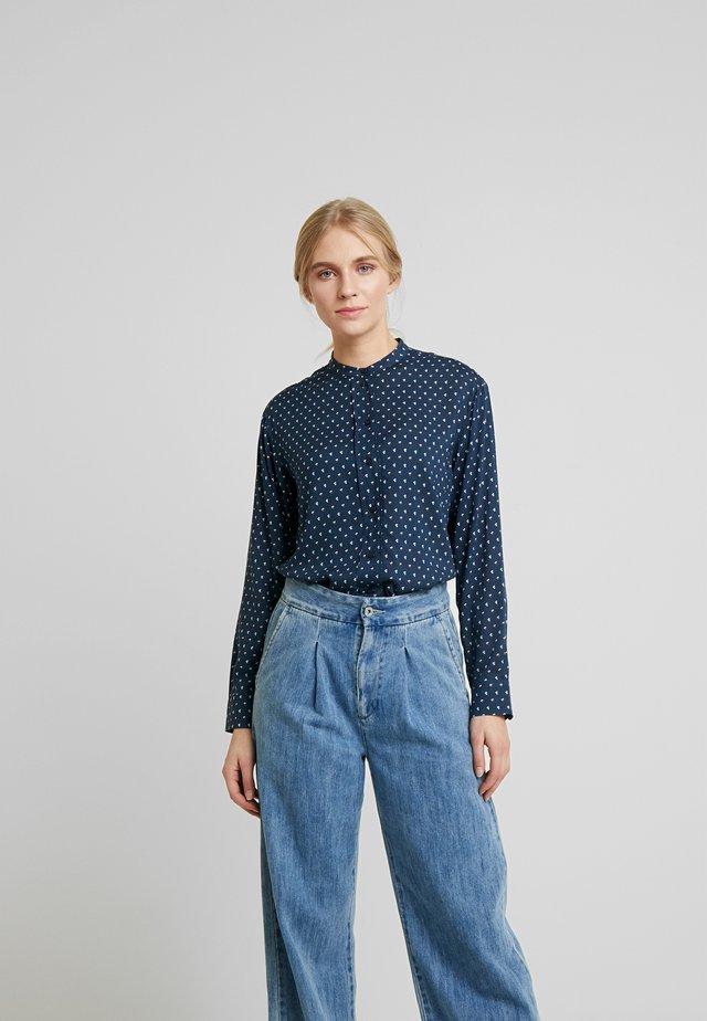 Bluzka - dunkelblau