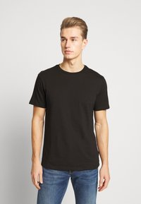 Burton Menswear London - 5 PACK - T-shirt - bas - white - 2