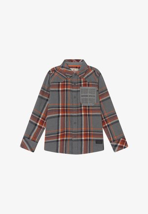LAMARI - Camicia - grey