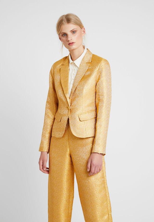 HARBER EVENING - Blazer - golden glow