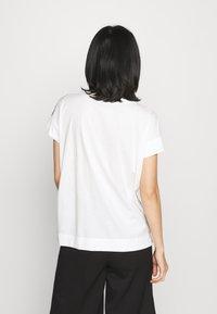 Marc Cain - Print T-shirt - off white - 2