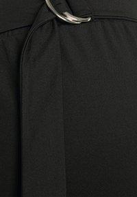 MAMALICIOUS - MLLISANA SKIRT - Pencil skirt - black - 2