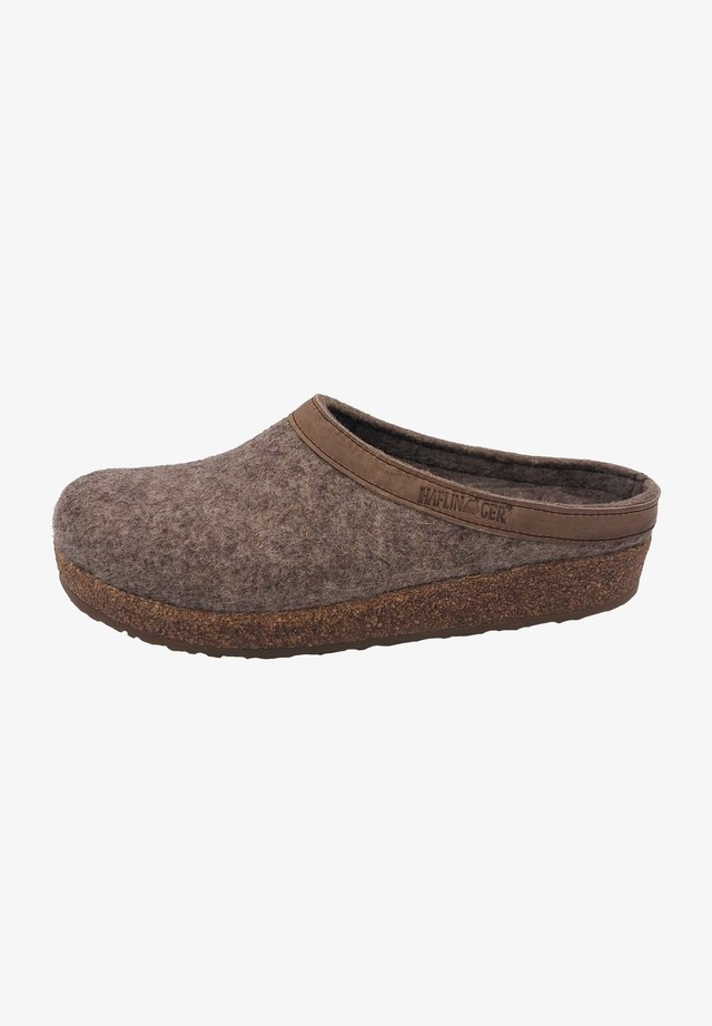 GRIZZLY TORBEN - Mules - torf