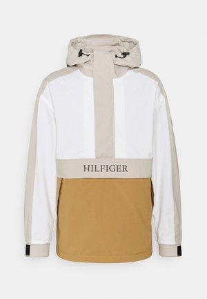 ANORAK - Light jacket - ecru
