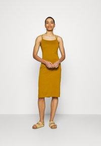 Zign - Vestido ligero - brown - 0