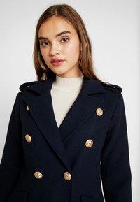 YAS - YASGOLDIAN COAT - Zimní kabát - navy blazer - 2