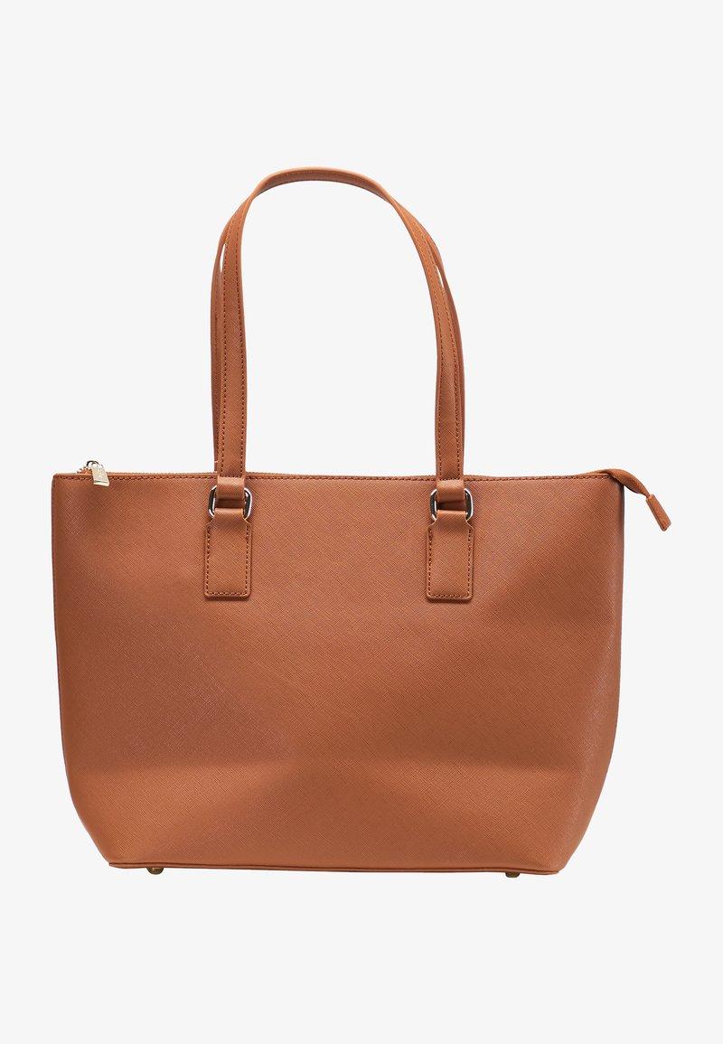 usha - Handbag - cognac