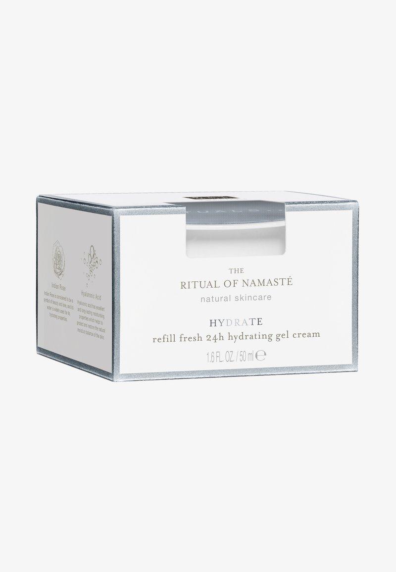 Rituals - THE RITUAL OF NAMASTÉ HYDRATING GEL CREAM REFILL - Face cream - -