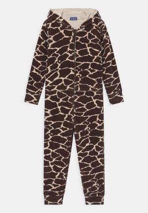 ONESIE UNISEX - Pyjama - brown