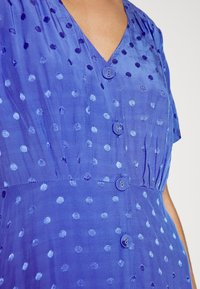 Nümph - NUBRANDALL DRESS - Day dress - blue - 5