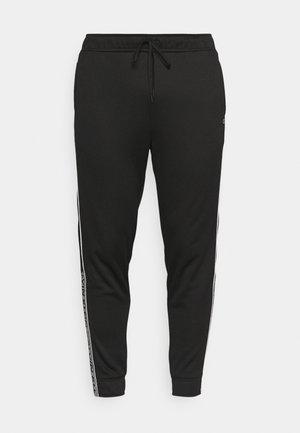 PANT - Trainingsbroek - black/bright white