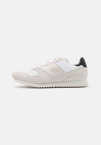 AESTHET LUXE - Sneakers - white/black