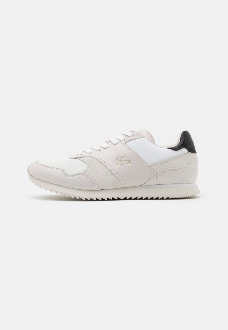 Lacoste - AESTHET LUXE - Sneakers - white/black