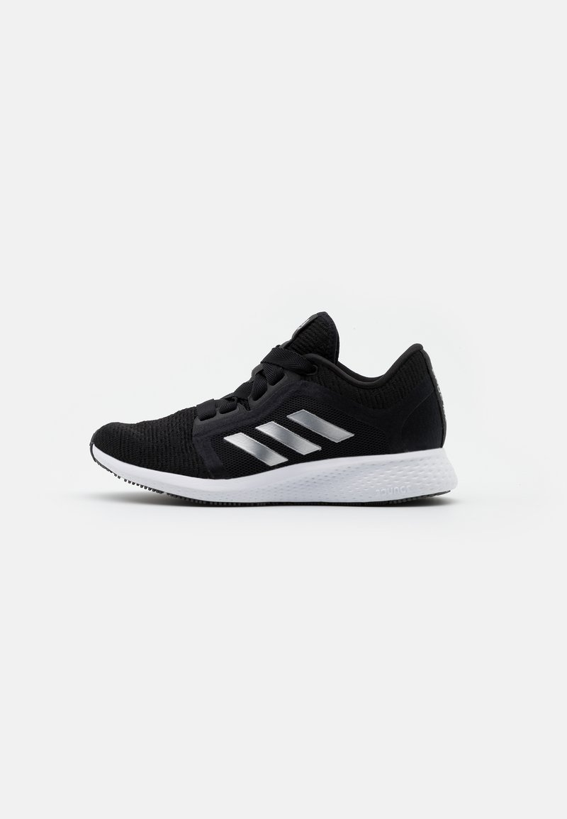 adidas Performance - EDGE LUX 4 BOUNCE SPORTS RUNNING SHOES - Zapatillas de running neutras - core black/silver metallic/footwear white